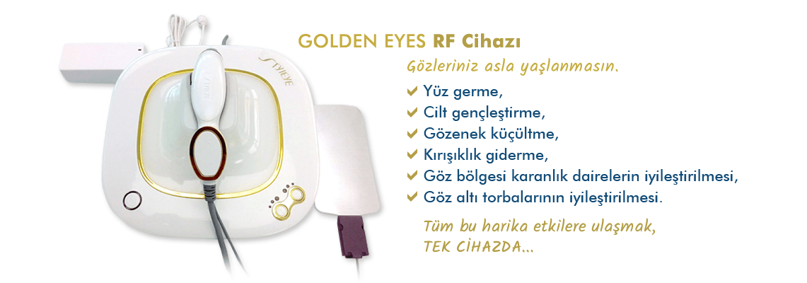 Golden Eye - RF Cihazı